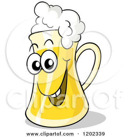 Beer Barrel Wheat Clipart