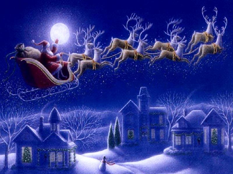 Merry Christmas Eve Clipart