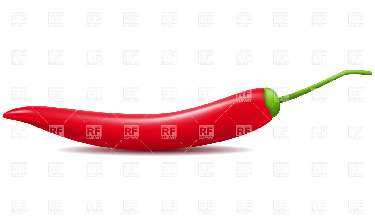 Red Chilli Pepper Download Royalty Free Vector Clipart  Eps