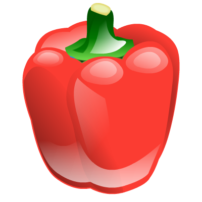 Red Pepper Icon