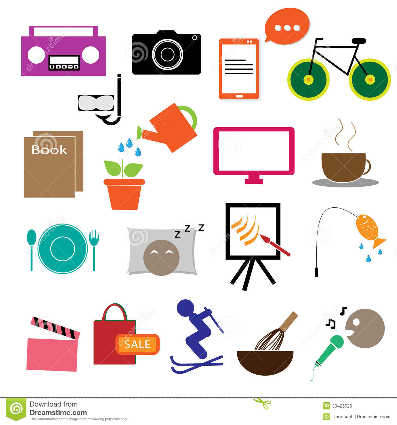royalty-free-stock-photo-hobby-vector-set-image-39426925-X8n47U-clipart.jpg