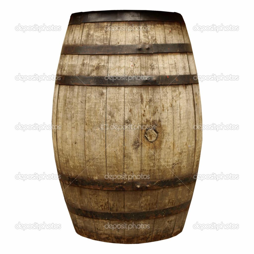Wine Or Beer Barrel Cask   Stock Photo   Claudiodivizia  3532991
