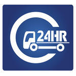 2424 Hour Service24 Hours24hbluebusinesscarcargocirclecourier