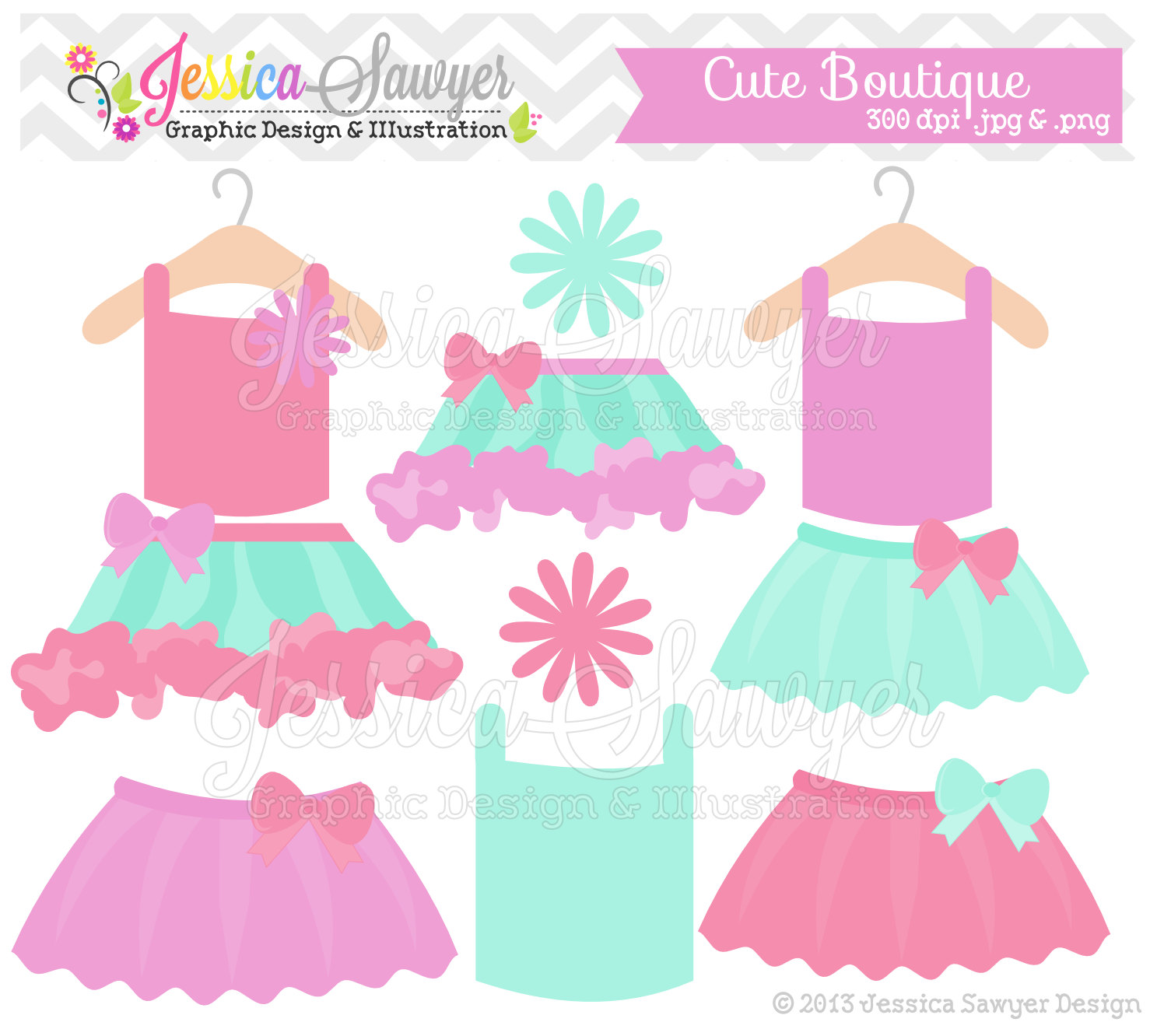 80  Off Instant Download Tutu Clipart By Jessicasawyerdesign
