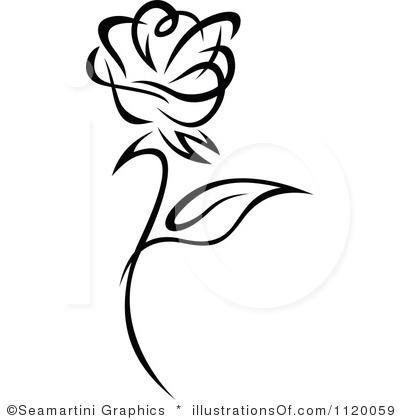 White Rose Border Clipart - Clipart Kid