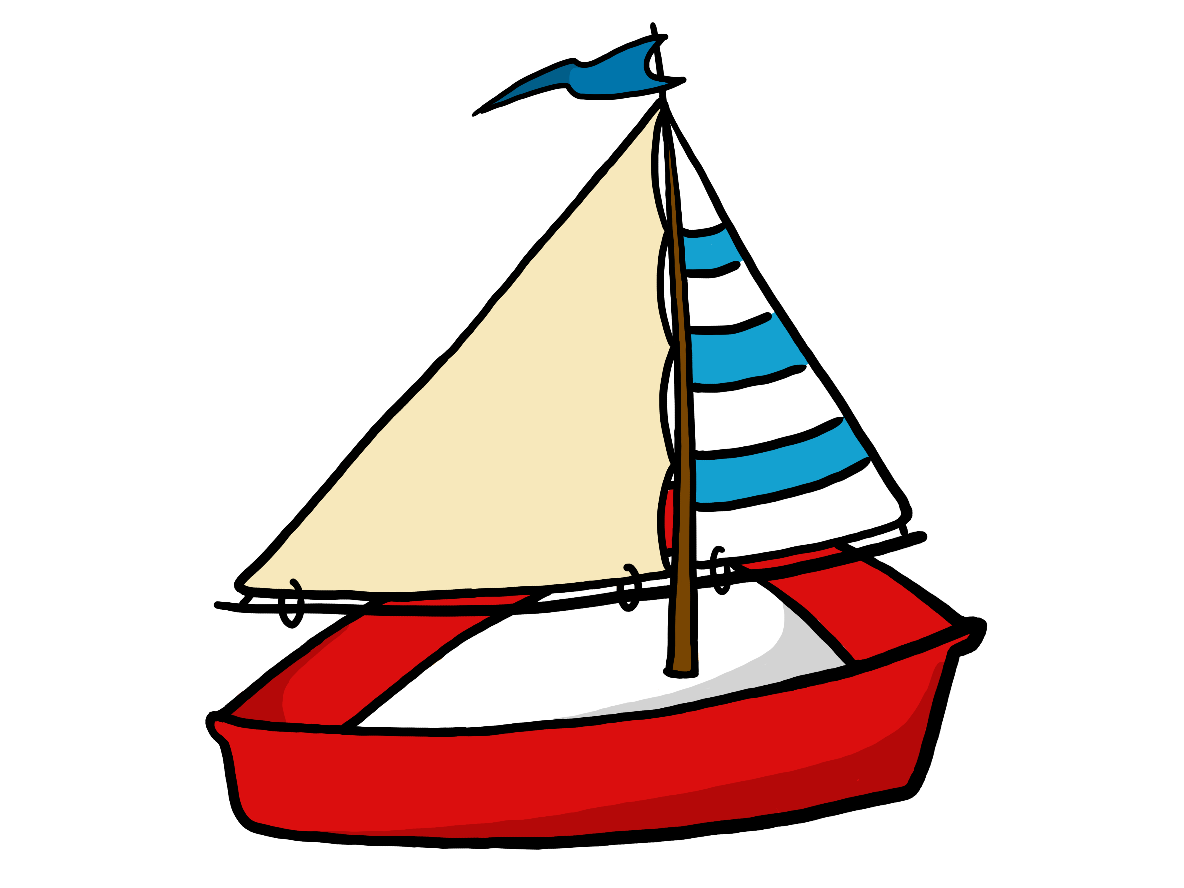 Clipart Panda Free Clipart Images: Toy Boat Clipart