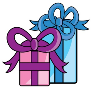 Christmas Presents Clipart - Clipart Kid