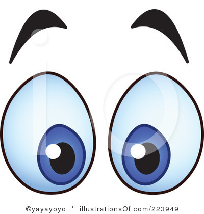 Clipart Eyes Royalty Free Eyes Clipart Illustration 223949 Jpg