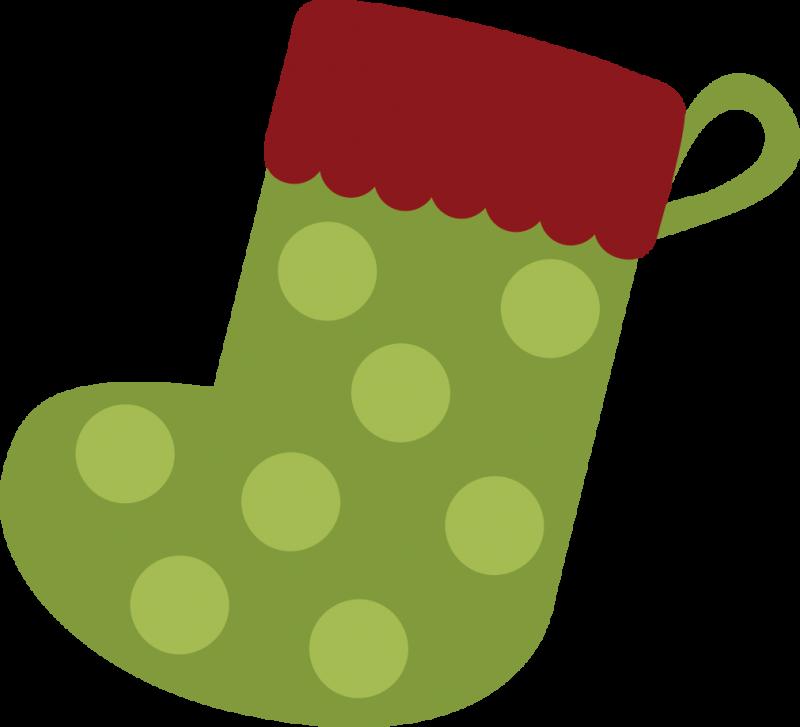 Printable Christmas Stocking Clipart - Clipart Kid