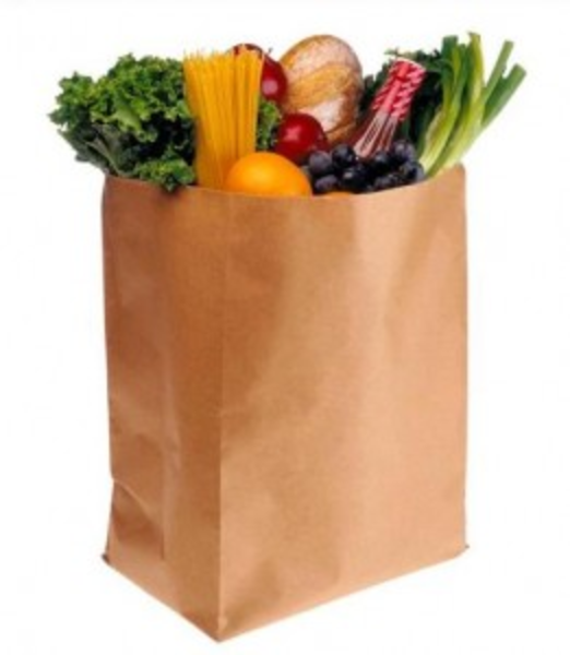 Grocery Bag X   Free Images At Clker Com   Vector Clip Art Online