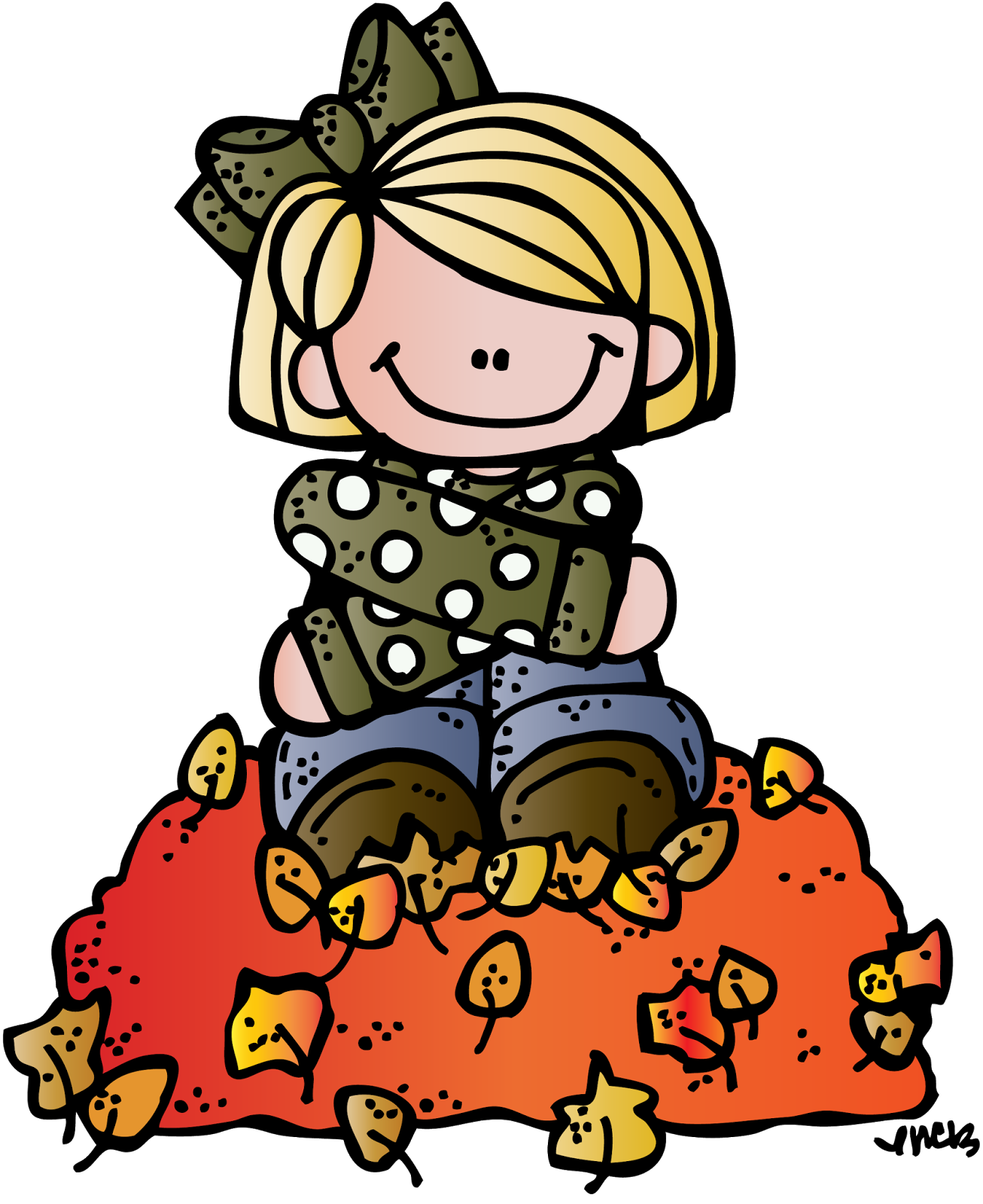 Happy Fall Clip Art
