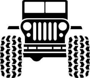 Jeep Grill Clipart - Clipart Suggest