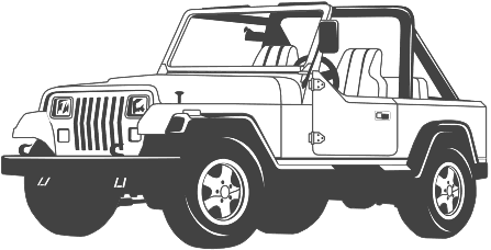 Jeep Large Bw   Http   Www Wpclipart Com Transportation Car Jeep Jeep