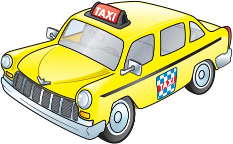 Taxi clipart clipart kid