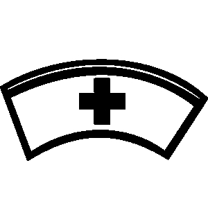 Clip Art Nurse Hat Clip Art nurses hat clipart kid police officer panda free images