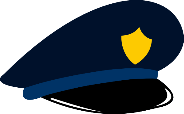 Officer Hat Clipart