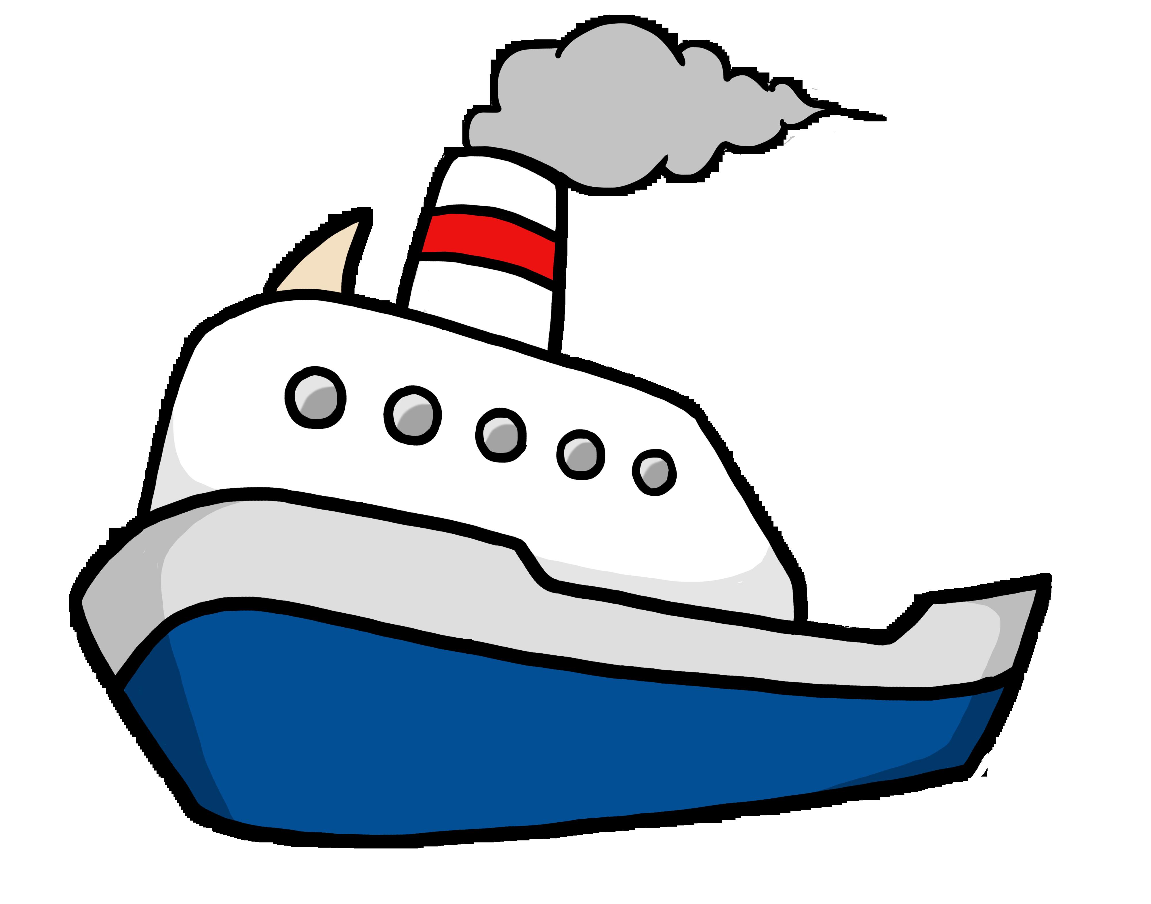 Row Boat Cartoon Clipart - Clipart Kid