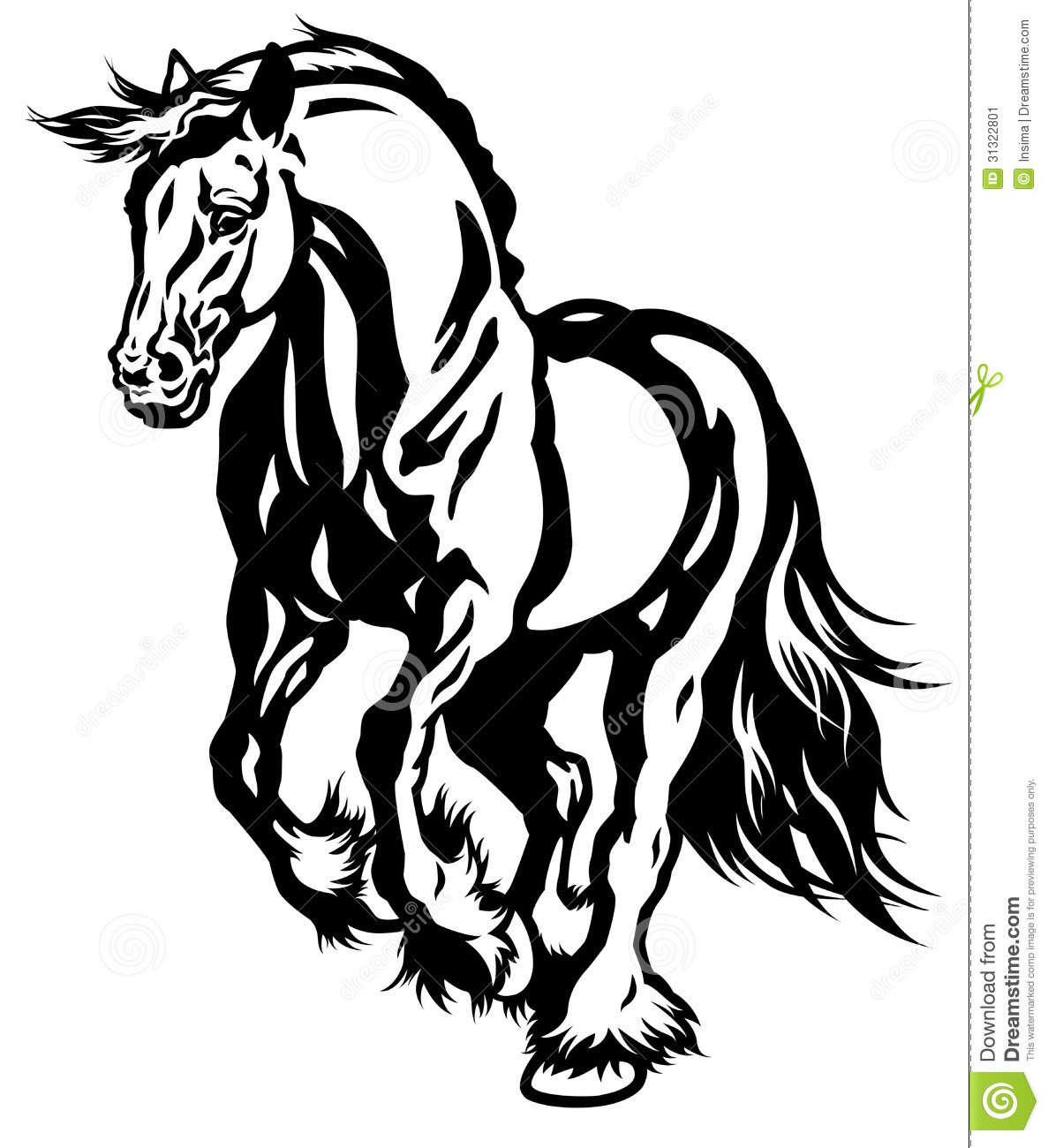 black and white running horse clipart running horse cklip art running horse clip art free
