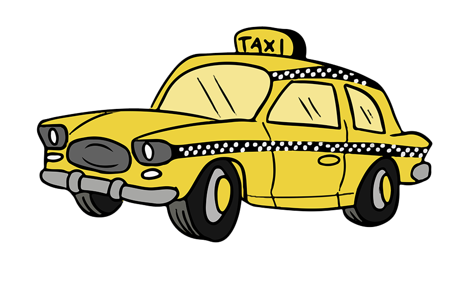 Taxi Clip Art   Images   Free For Commercial Use