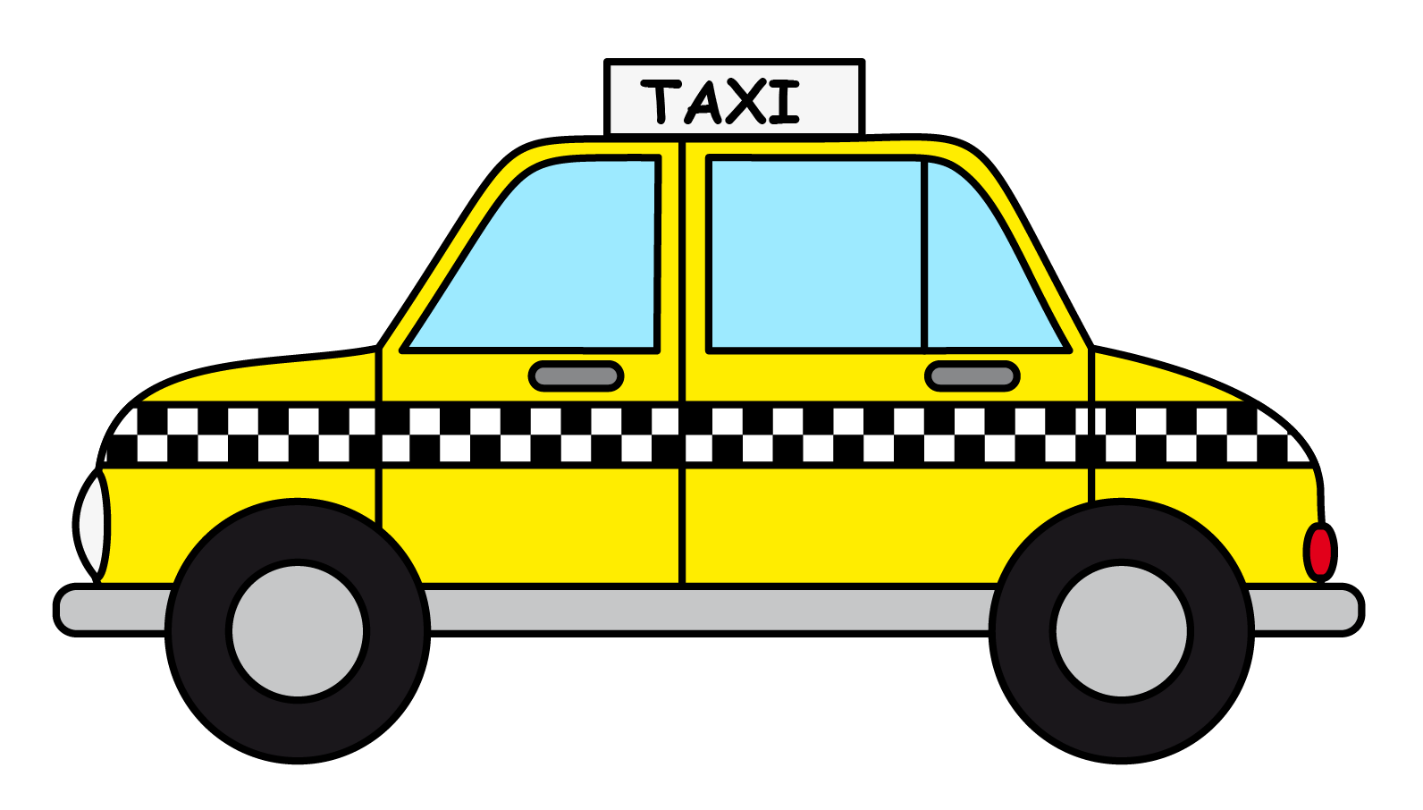Taxi Clipart - Clipart Suggest - 54.1KB