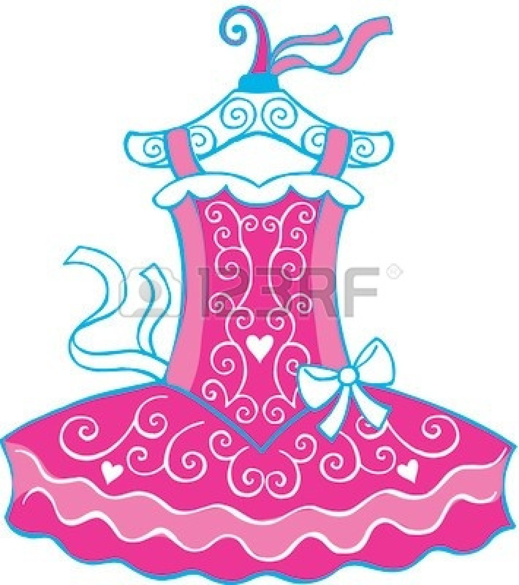 Tutu Clipart 922105 Tutu Vector Illustration Jpg