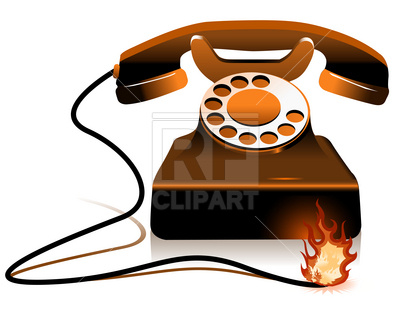 Call Center   Retro Telephone Icon 4593 Technology Download Royalty