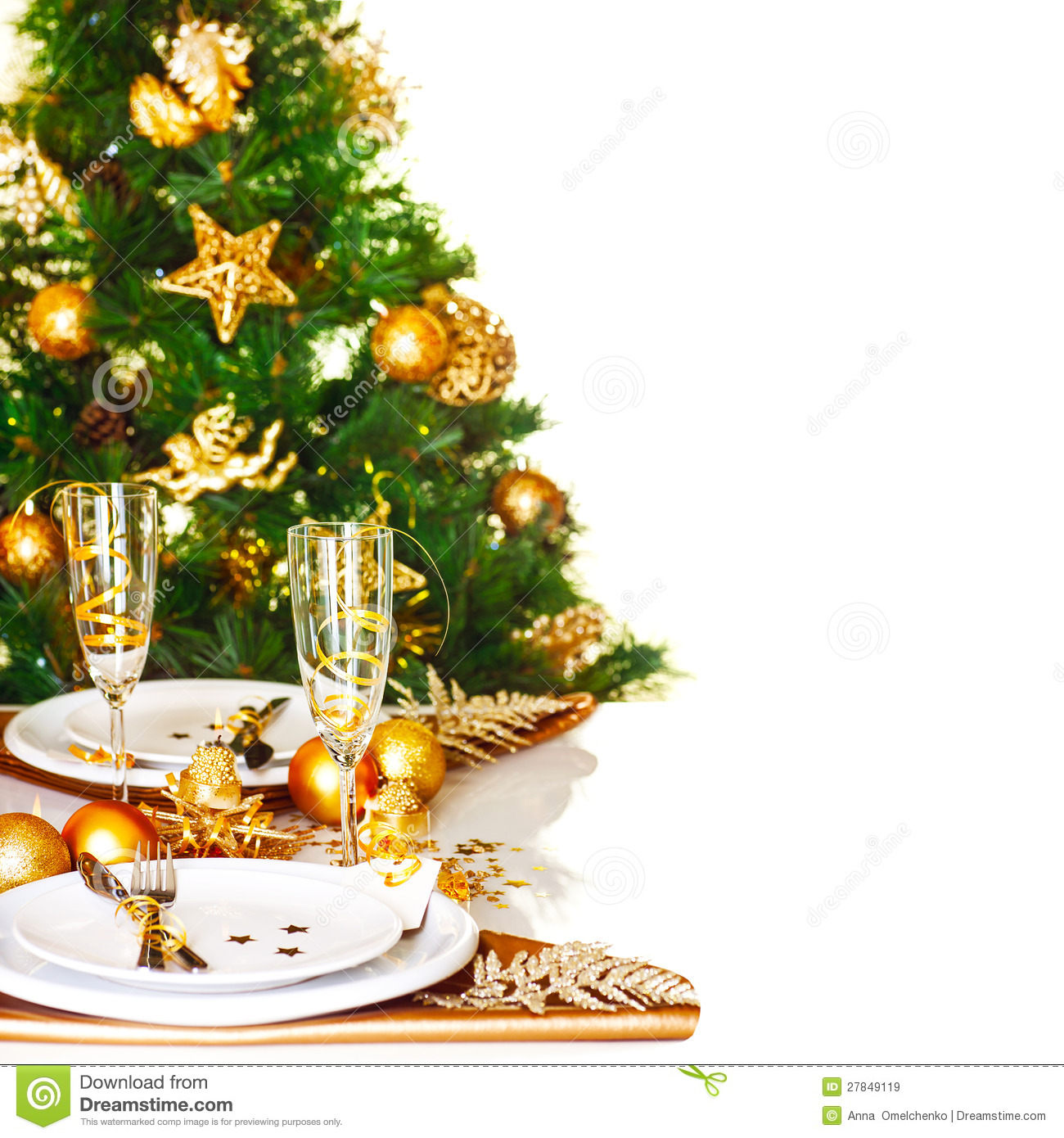 clipart christmas dinner pictures - photo #12