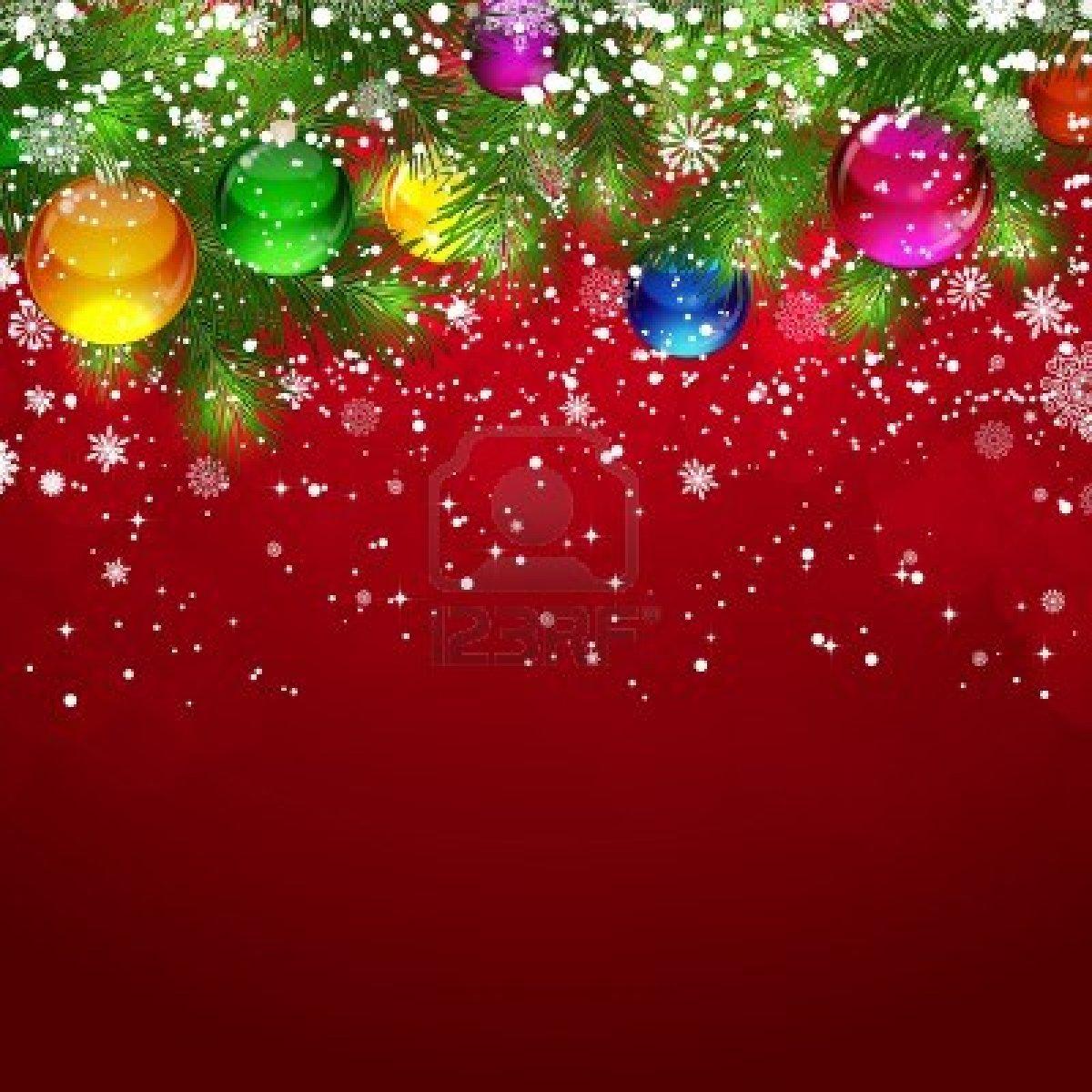 Christmas Wallpaper Clipart