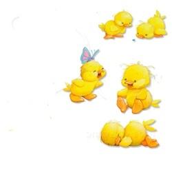 Five Little Ducks Clipart   Cliparthut   Free Clipart