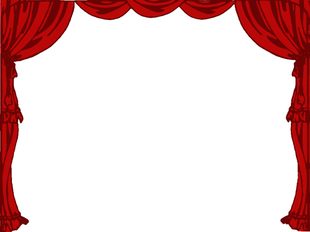 Stage Clipart Stage Curtains Png Clipart By