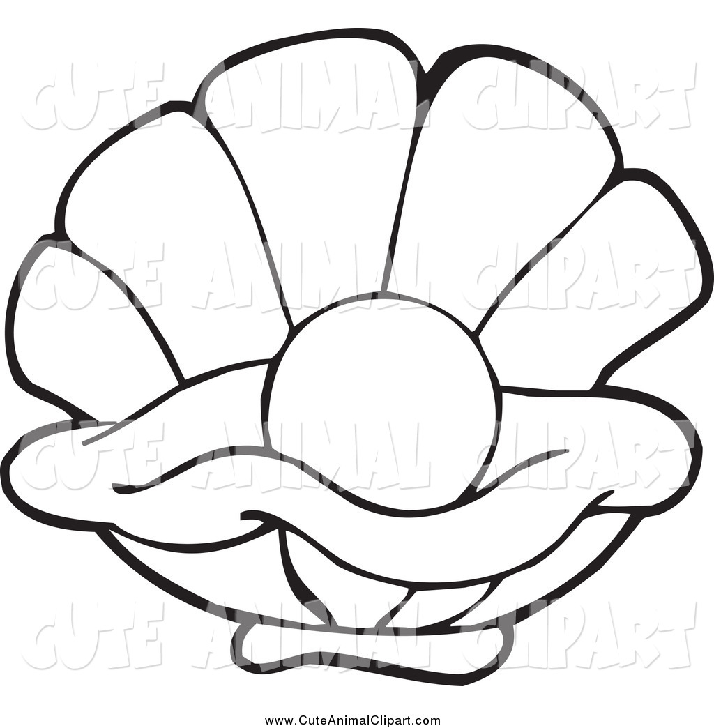 Oysters Outline Clipart - Clipart Suggest