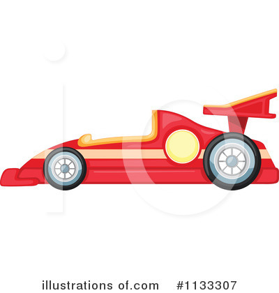 Royalty Free Race Car Clipart Illustration 1133307 Jpg