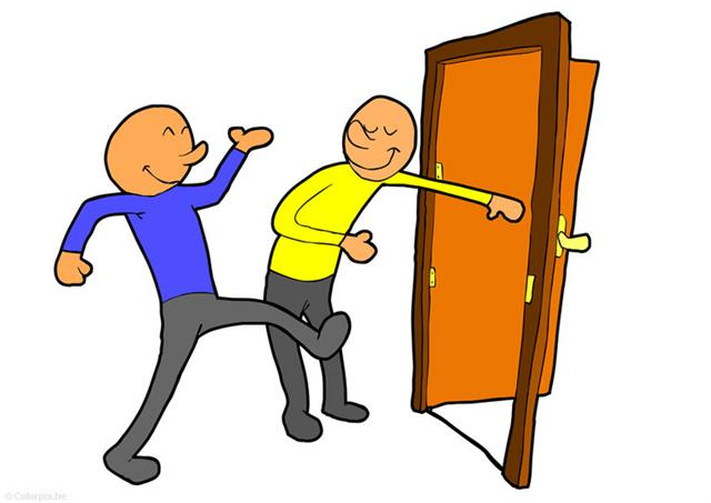 Open Door Clipart   Cliparts Co