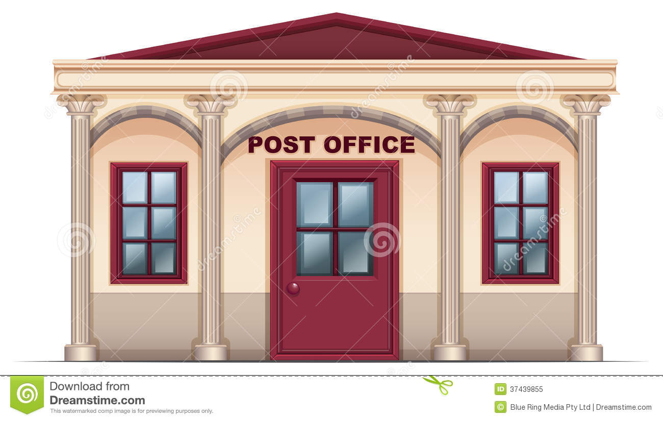 Clip Art Post Office Clip Art post office clipart kid royalty free stock photo image 37439855