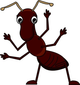 Ant Clip Art Images Ant Stock Photos   Clipart Ant Pictures