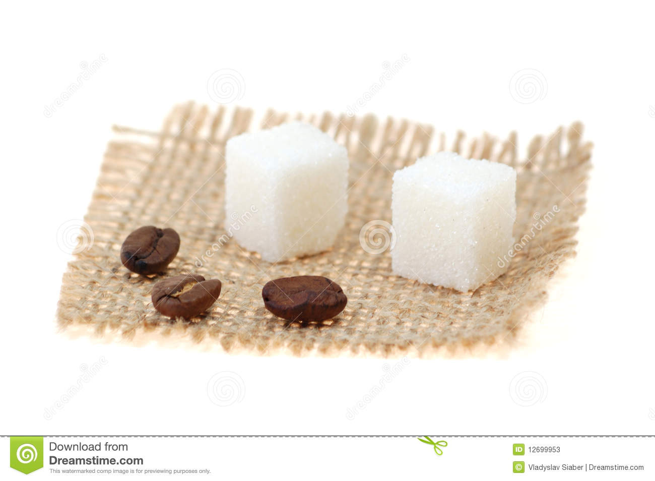 Coffee And Lump Sugar Stock Photos   Image  12699953