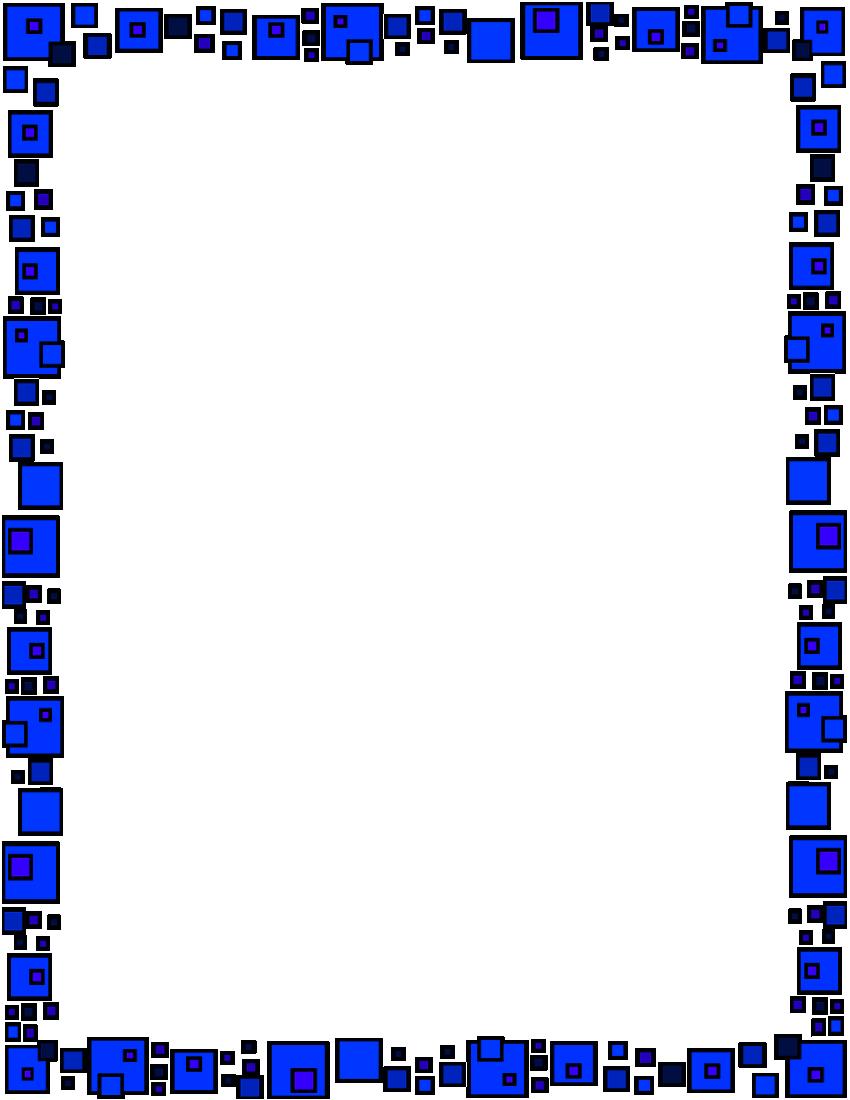 com page frames more frames boxes frame boxes frame blue png html