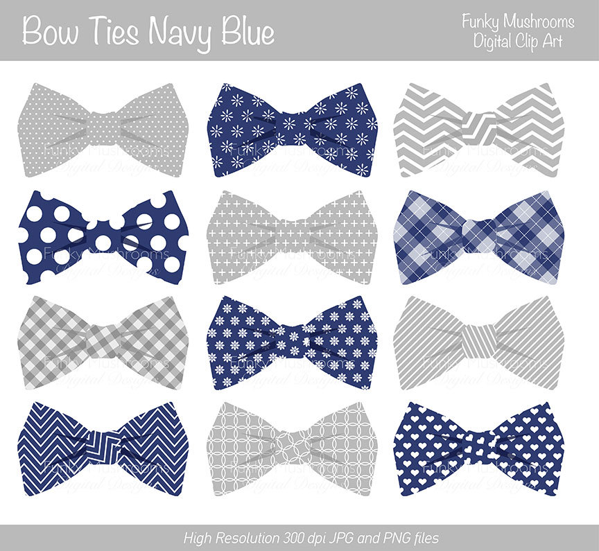 Digital Download Discoveries For Bow Tie Clipart From Easypeach Com