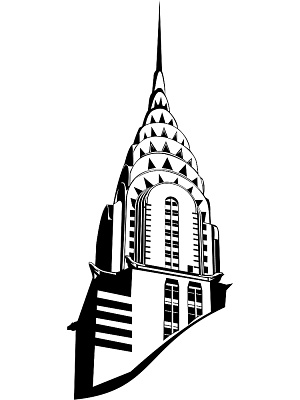 Empire State Building Clipart Empire State Building