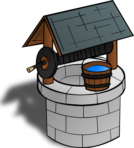 Free Water Well Clip Art