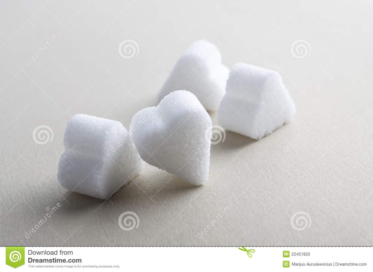 Lump Sugar Stock Photo   Image  22451820