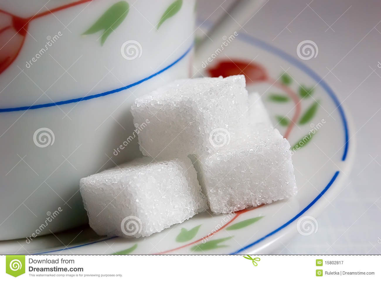 Sugar Lump Sugar  Royalty Free Stock Photography   Image  15802817