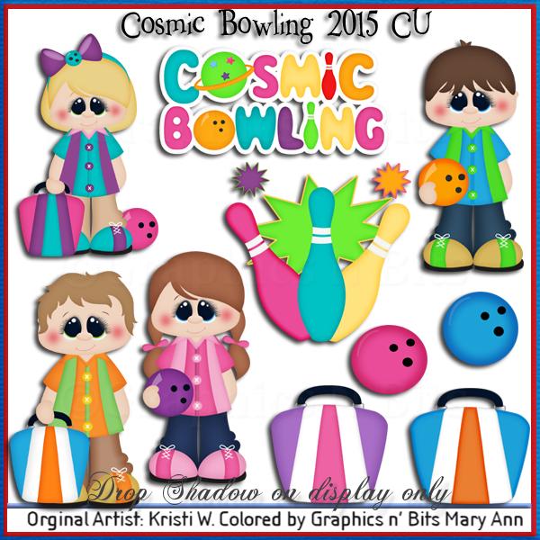 Cosmic Bowling 2015 Cu