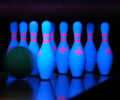 Cosmic Bowling Bowling