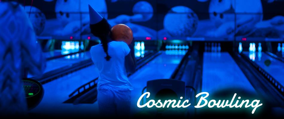 Cosmic Bowling Cosmic Bowling