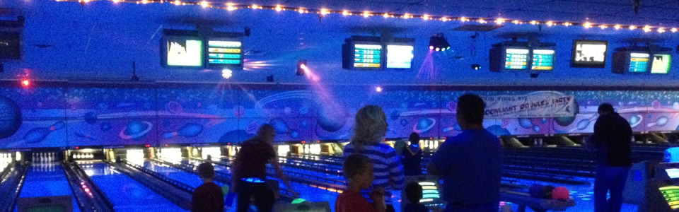 Cosmic Bowling Cosmic Party
