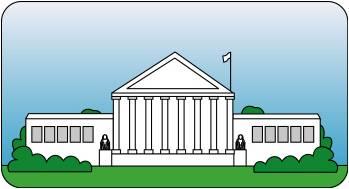 Executive Branch Clip Art Judicial Branch Supreme Judicial Branch For Kids