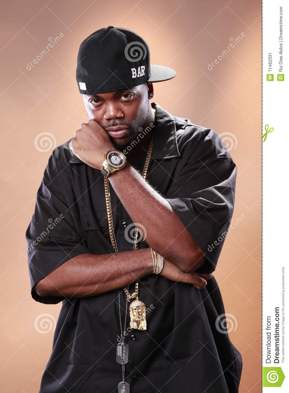 More Similar Stock Images Of   Rap Artist Christopher Smith