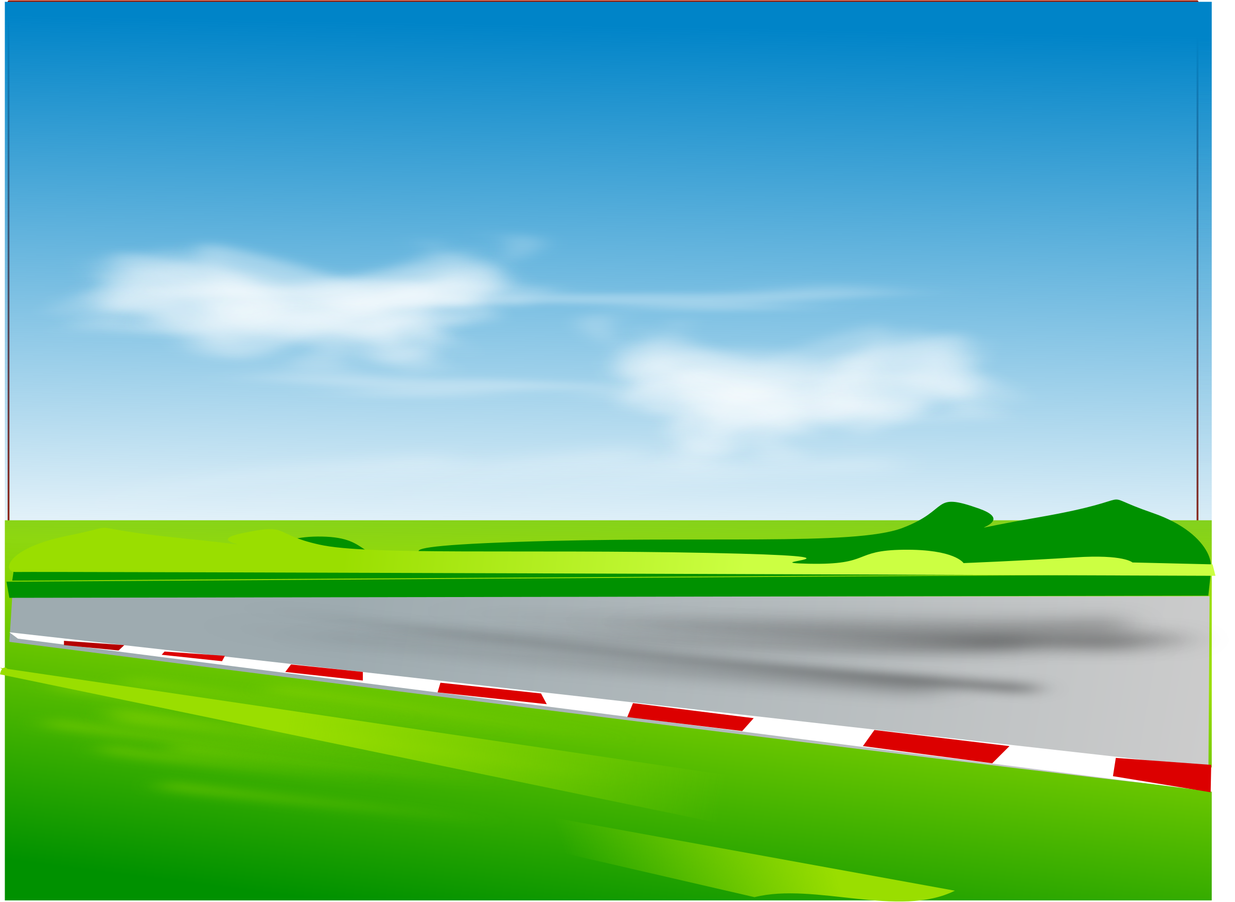 Race Track Clipart - Clipart Kid