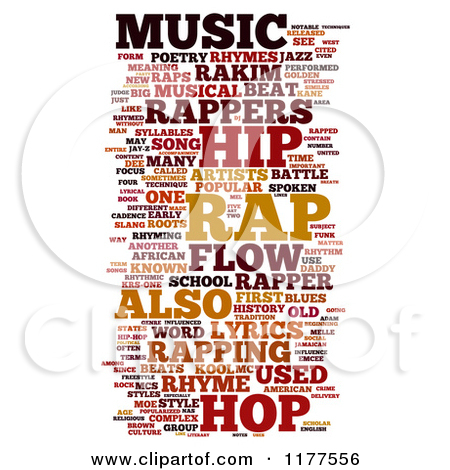 Royalty Free  Rf  Rap Clipart Illustrations Vector Graphics  1